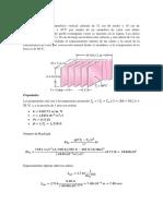 Ejercicio - Convención Natural-transf de Calor