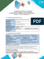 Guía de Actividades y Rubrica Evaluación _Fase 2_Anteproyecto