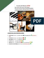 Escola de Música D7W