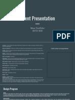 client presentation