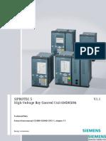 TD 6MD85 86 DeviceManual EnUS