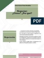 Diapositivas Negociación
