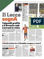 La Gazzetta Dello Sport 29-04-2019 - Serie B
