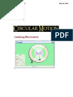 Physics 122 Circular Motion May 30
