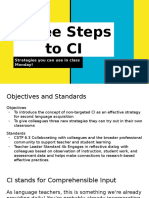3 steps to ci  2