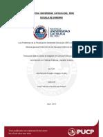 """""""Los Problemas de la Fiscalización Ambiental Directa de OEFA en las Actividades mineras.pdf"""