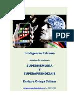 Superaprendizaje- Manual de Enrique Ortega