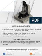Nanoindenter With Imaging NG50