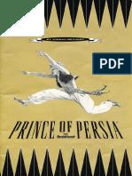 Prince-Of-Persia Manual DOS En