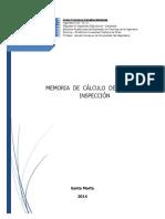 Memoria de calculo de pozo de inspeccion.pdf