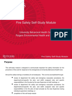 15 UBHC Fire Safety Self Study Module - October 2013 revised 2.ppsx