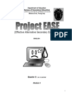 EASE Module 4 When Communication Bogs Down