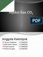 Injeksi Gas CO2