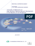 jica-dpwh study of masterplan on high standard highway network development in PH.pdf
