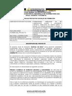PROYECTO SONRISAS DE AMOR  PARA LA CO-CREACION DE SABERES (1).doc