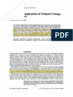 Larsen S. 1993. Behavioural Implications of Temporal Change in Cariogenesis