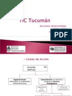Tucuman TIC 2007-2010