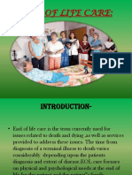 Ppt Final End of Life Care
