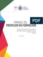 Manual Del Profesor en Formación