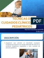 cuidados pediatricos