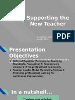 teacher -leader project ppt