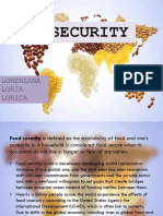 Food Security Ppt