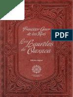 Giner de los Ríos. Los laureles de Oaxaca.pdf