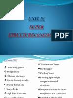 Super Structure Construction