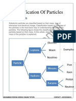 Classification Of Particles.docx