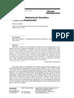 Gottlieb (2003); On Making behavioral genetics.pdf