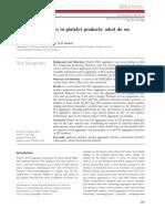 Jurnal Platelet
