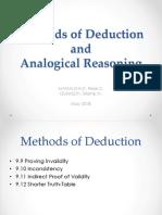 Methods of Deduction (1)