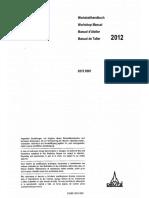 Deutz 2012 Repair Manual