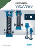 Tsurumi Vertical Multistage Pump.pdf