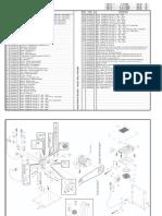 Fiac Parts List