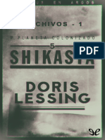 Shikasta - Doris Lessing
