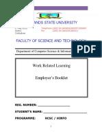 Hcs303 Wrl Employers Manual