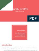 Graffiti Event Proposal