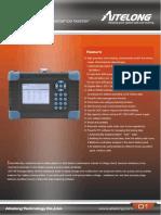 SAT-AR Battery Internal Resistance Tester