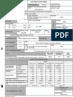 Alstom HP 1103 Performance
