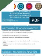 Mate II_Círculo y Circunferencia