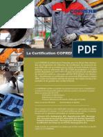 Brochure Certification