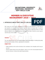 Application Form 2010