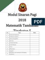 MODUL SINARAN PAGI AM 2018.docx