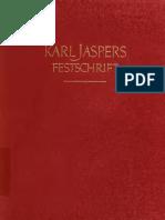 Klaus Piper (Hrsg.) - Offener Horizont. Festschrift fur Karl Jaspers (1952, Piper).pdf