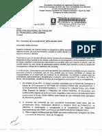 Denuncia de William Murra por presuntas irregularidades en la formulación del Pemp