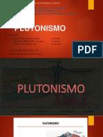 Grupo 13 - Plutonismo