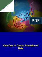 Full Presentation Visit COS 11