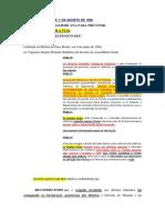 Decreto Nº 1.973, De 1º de Agosto de 1996 - Convenção Belém Do Pará