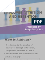 Attrition and Retention PPT